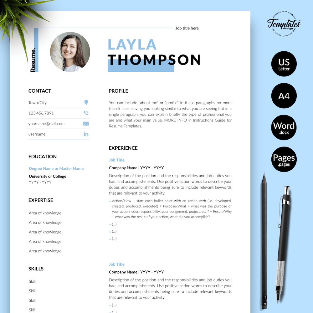 Basic Resume Format Stella Morgan Templates Design Co